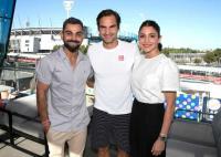 Kohli's Oz  tour ends with Federer meeting
