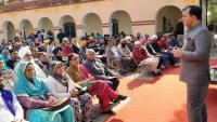 MLA exhorts sarpanches for unbiased development