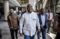 Congo top court confirms Tshisekedi's presidential election win
