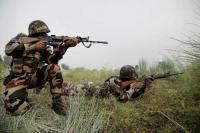 Indian, Pakistan armies trade fire across LoC