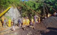 Navy abandons efforts to pull out decomposed body of Meghalaya miner