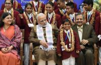 Undertook own selection process for national children's awards, govt says amid row