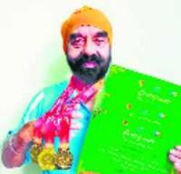 85-yr-old Sidhu in national meet