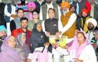 Take benefit of pro-poor schemes: Lok Sabha MP