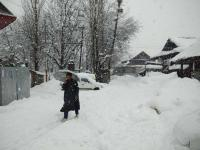 Jammu-Srinagar highway closed after fresh snowfall