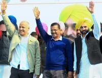 Kejriwal sounds poll bugle in Punjab, calls 'opportunists' those who left AAP