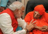 'Walking God' Shivakumara Swami dies at 111