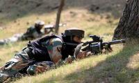 Three militants killed in Budgam gunfight