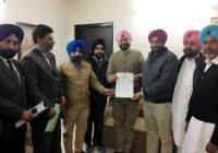 PAU employees submit memorandum to MP