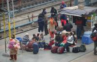 Travel woes: 11 trains remain cancelled, others running late