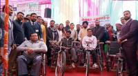 Welfare Club helps amputees stand back on their feet, 350 get artificial limbs
