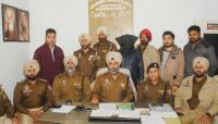 680 cartons of liquor seized, 1 held