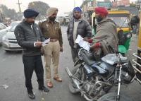 Rs 2.96 crore fine collected from 61K traffic violators