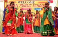 Annual function held at Indian Public School