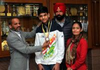 St Xavier's student shines in Khelo India Youth Games
