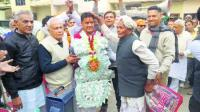 BJP vote bank may be hit by rebel's party