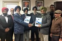 MRSPTU, Adesh varsity ink MoU to promote research