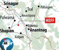 IPS officer's brother among 3 militants killed in J&K encounter