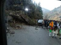 2 vehicles of marriage party buried in landslide in Kullu's Lag valley