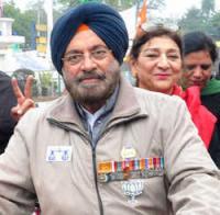 Will contest Lok Sabha election from Ferozepur, says Gen JJ Singh (retd)