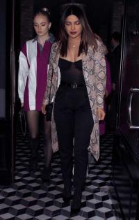 After a girls' night out, Priyanka Chopra, Nick Jonas go on dinner date