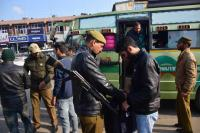 Security strengthened for Republic Day
