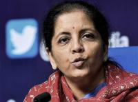 Unfortunate that some states opted out of Ayushman Bharat: Sitharaman