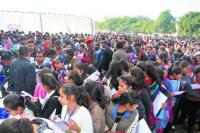 1,500 given job letters at fair