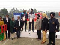 Samrala athlete Rupinder Gill brings laurels