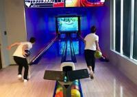 Twinning: Priyanka Chopra, Nick Jonas go bowling