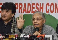 Cong will target all seven Lok Sabha seats in Delhi: Dikshit