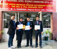Exhibition ends on hopeful note for budding scientists