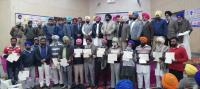 1,970 farmers get loan waiver certificates