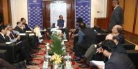 Chief Minister woos investors at Hyderabad