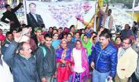 Kotrupi victims protest, seek rehabilitation