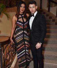 Priyanka Chopra, Nick Jonas have their work mode in LA