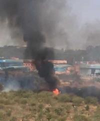 Two Air Force pilots die in Mirage 2000 fighter jet crash in Bengaluru