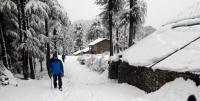 Cold wave intensifies in Kullu, Lahaul