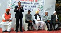 Dhawan assures to restore status of panchayats