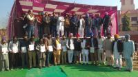 350 farmers honoured for shunning stubble burning