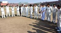33 players selected for cricket coaching centre