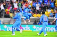 Rayudu, Shankar take the cake