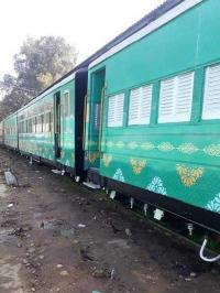 Express train on Pathankot- Baijnath route