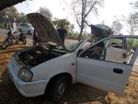 2 men killed in Moga road accident following dense fog