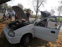 BSF man dies, 12 hurt in mishap
