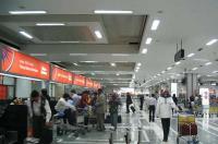Amritsar airport a busy hub
