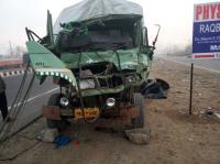 Fog claims 'tempo' driver's life