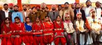 12 couples tie knot at mass wedding at Chhapar village
