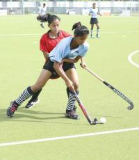 City girls thrash U'khand 7-1