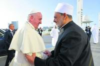 Imam calls on Muslims in Middle East to 'embrace' Christians
